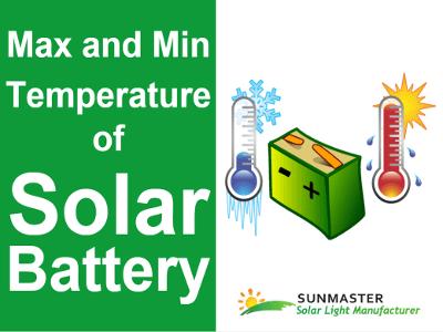 Solar Battey  - Solar Batteries