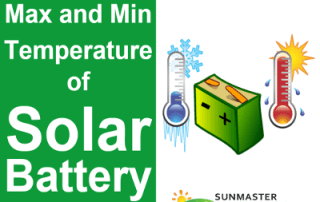 Solar Battey  - Solar Lights Blog