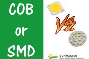 COBSMD - What is COB led? What is an SMD led?