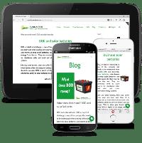 BlogSunmaster - Solar Batteries