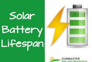 SolarBatteryLifespain - Solar Lights Blog
