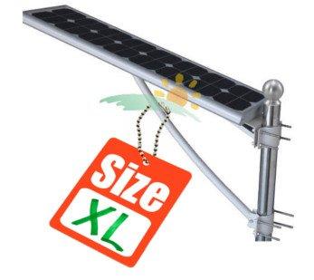 PannelSizeBigger - Allinone Solar Street Lights vs. Traditional Solar Street Lights