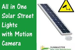 All in One Solar Street Lights - Solar Lights Blog