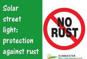 Rust Solar Lights Blog