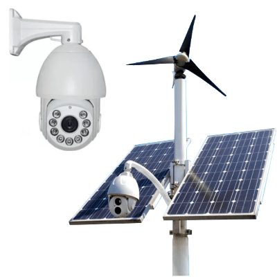Solar-powered-security-camera-2a Solar powered security camera