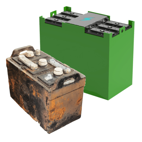Old-New-Battery How to Maintain an Off-Grid Solar System