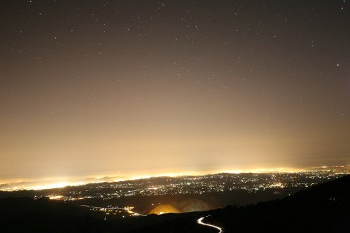 SkyGlow What Is Light Pollution?