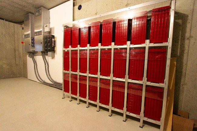 Grid tie with power backup - Las Cinco Configuraciones de la Energía Solar