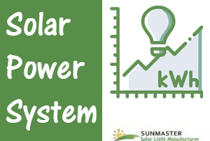 Solar Power System IMG Preview - Solar Lights Blog