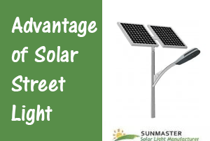Advantage of Solar Street Light Prev - Solar Lights Blog