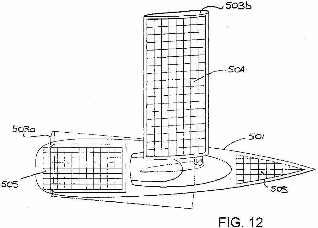 ROBOTIC SOLAR WIND POWERED HYBRID AUTONOMOUS UNMANNED SHIP