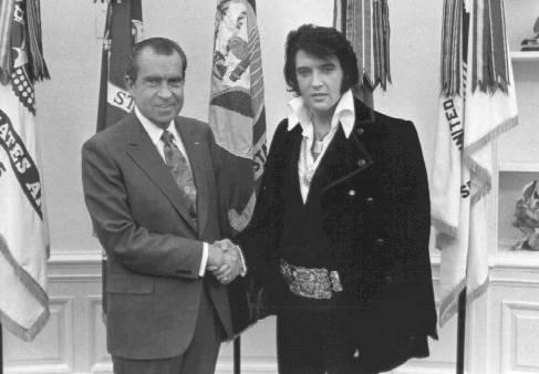 Elvis/Nixon - pic