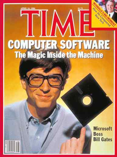 Bill Gates Time Magazine