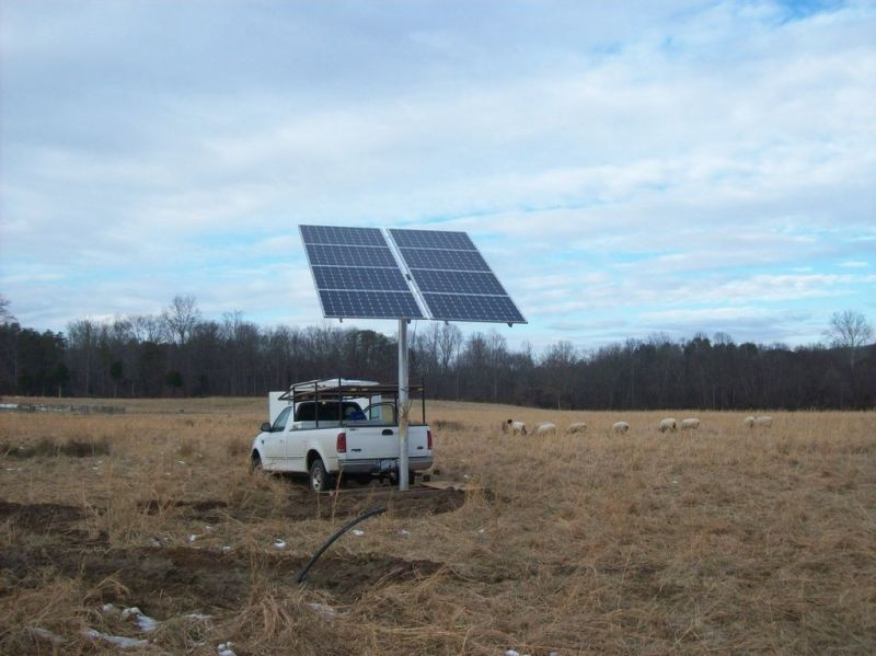 Solar Panel Wall Mounting Kit