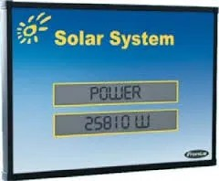 high power solar systems