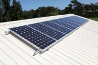 PV Solar Panel Roof Mount Hardware | PV Solar Racking ...