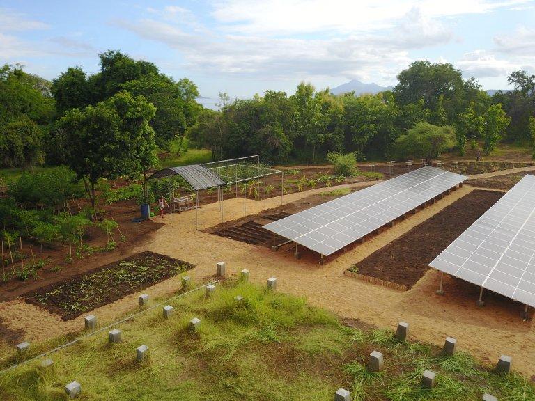 Alor Resort, Savu, Solar Power Indonesia