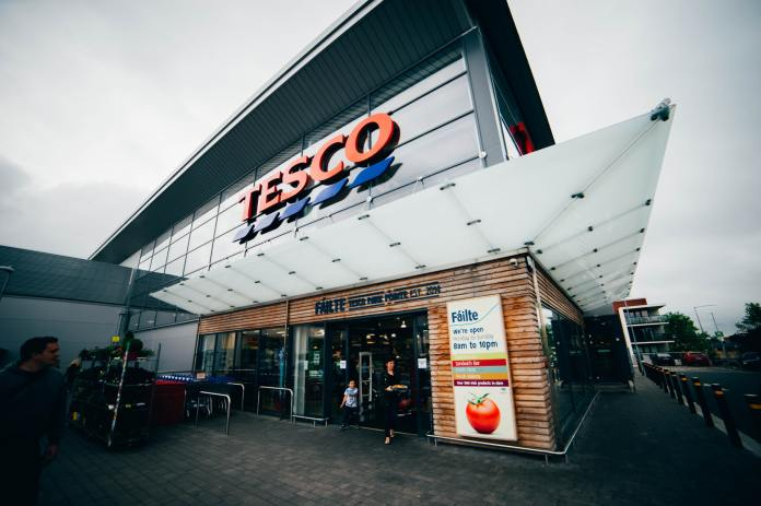 Tesco is aiming to use 100% renewable energy by 2030. Image: Pexels