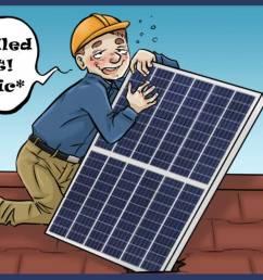 half cut solar panels higher efficiency better shade tolerance [ 1200 x 886 Pixel ]