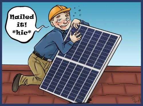 small resolution of half cut solar panels higher efficiency better shade tolerance