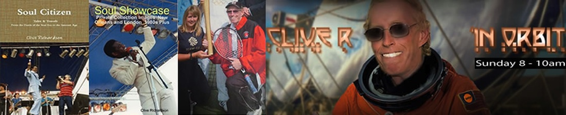 Clive R - In Orbit on Solar Radio