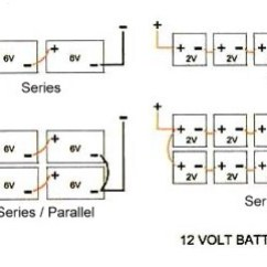 Wiring Diagram For Alternator To Battery 3 Gang 1 Way Light Switch 94 Diagrams 12 Volt