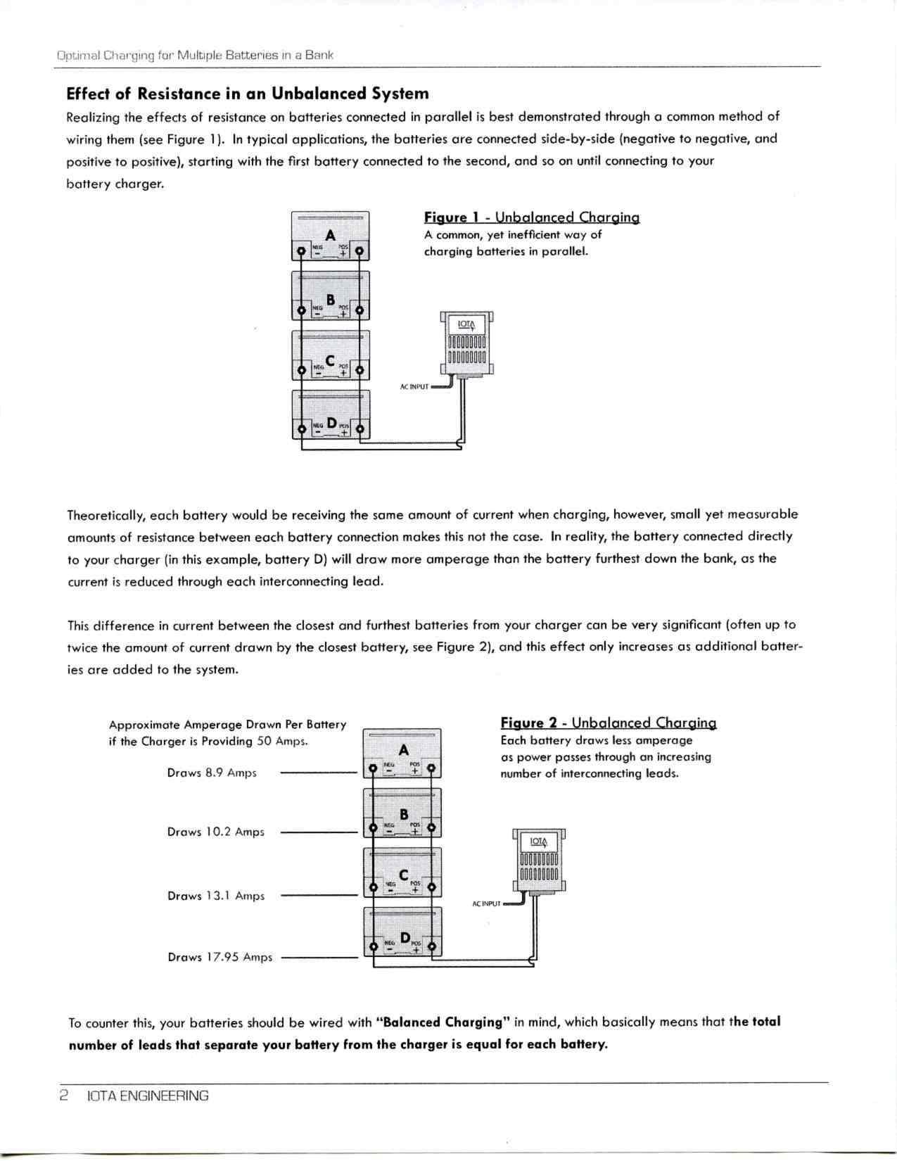 iota i320 emergency ballast wiring diagram 2009 jeep jk radio 13 balanced battery charging and dis by