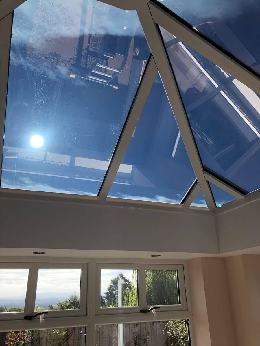 Heat Gain Reduction Window Film