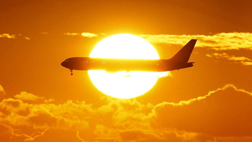 Image result for cosmic rays aviation radiation