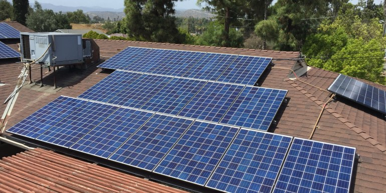 solar panels kits for home