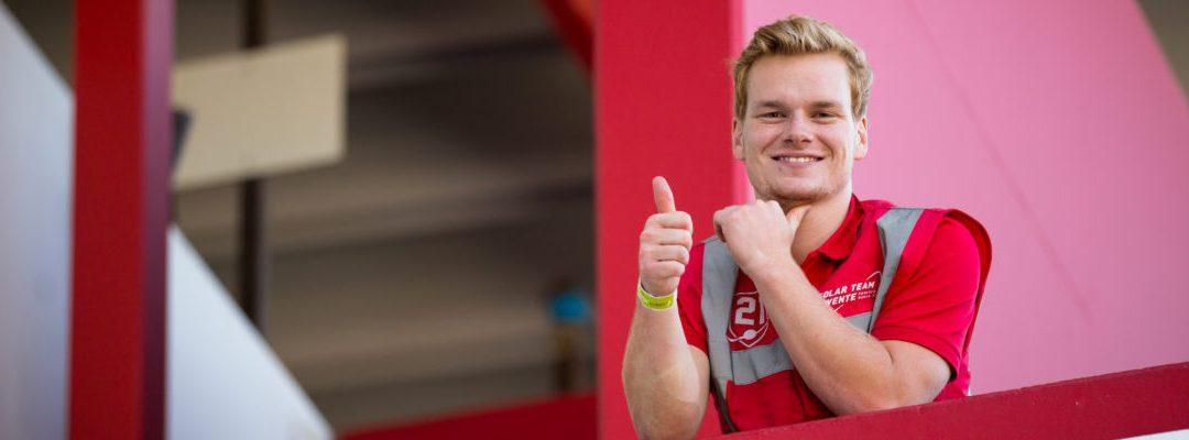 De Week Van… Teamleider Olivier Berghuis