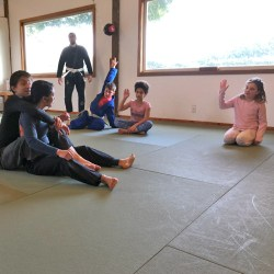 Youth BJJ martial arts in Sequim at Solarte BJJ