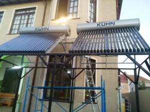 Termo Solar Heat Pipe