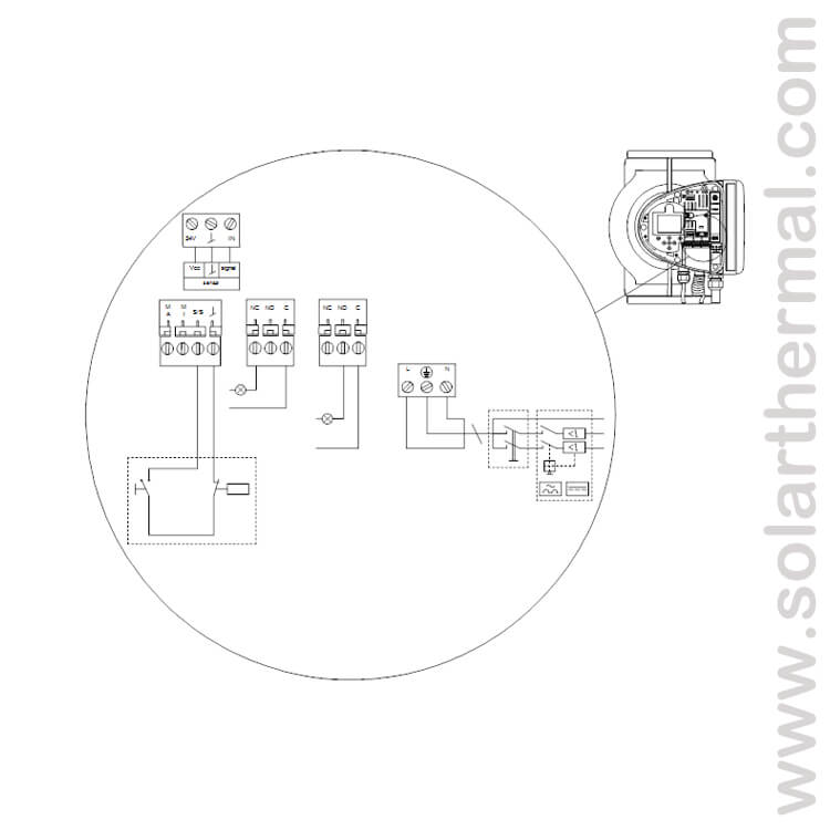 Awesome Grundfos Solar Panel Wiring Diagram Wiring Cloud Oideiuggs Outletorg