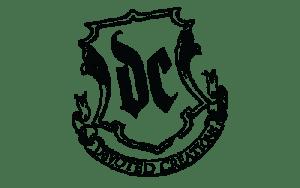 devoted crearions logo middel