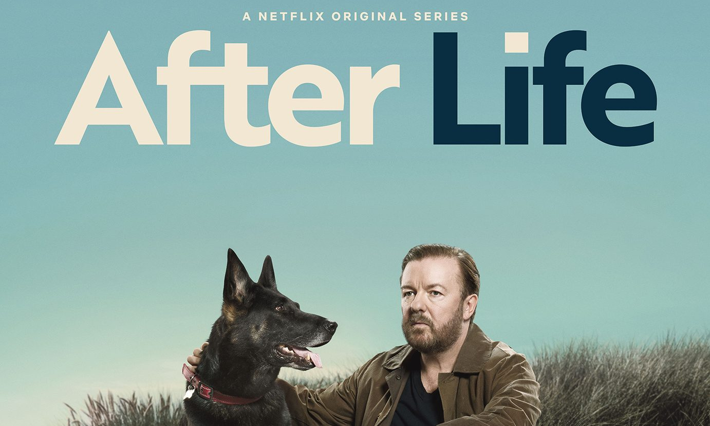 After Life TV Show Ricky Gervais