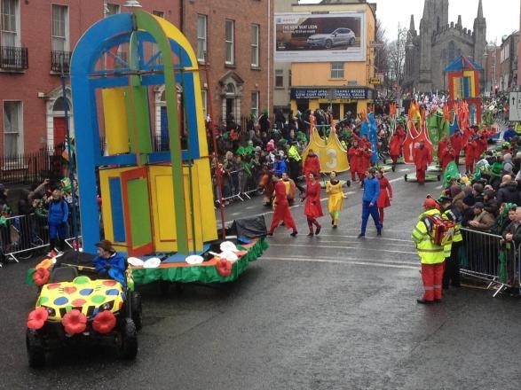 Parade St Patrick 2013