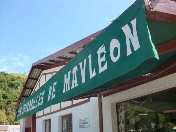 Espadrilles Mauléon