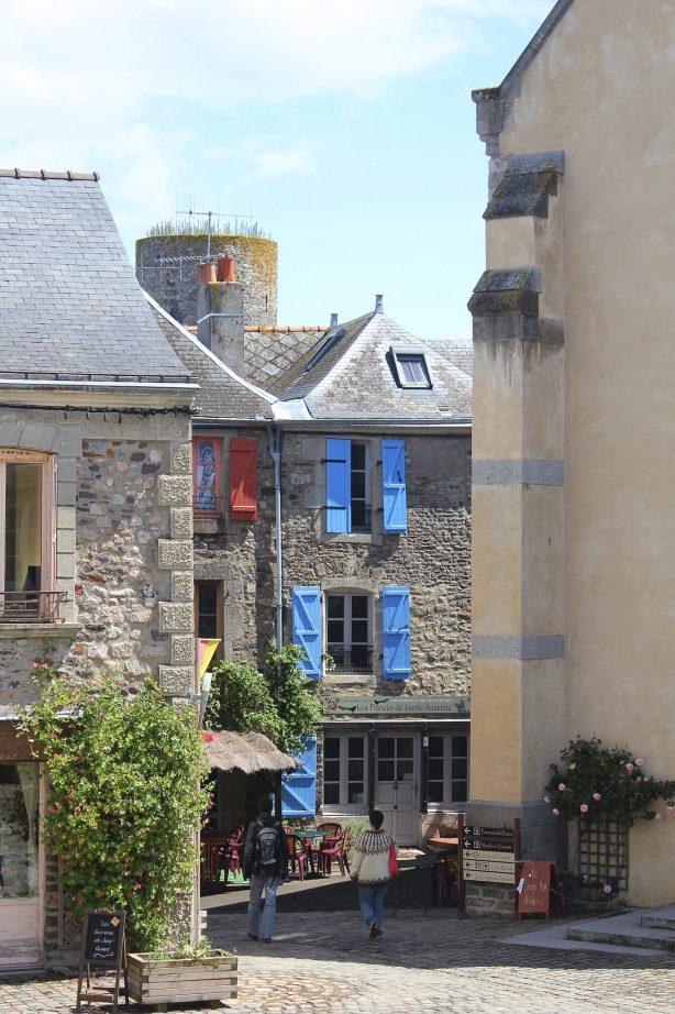 Rues Sainte Suzanne