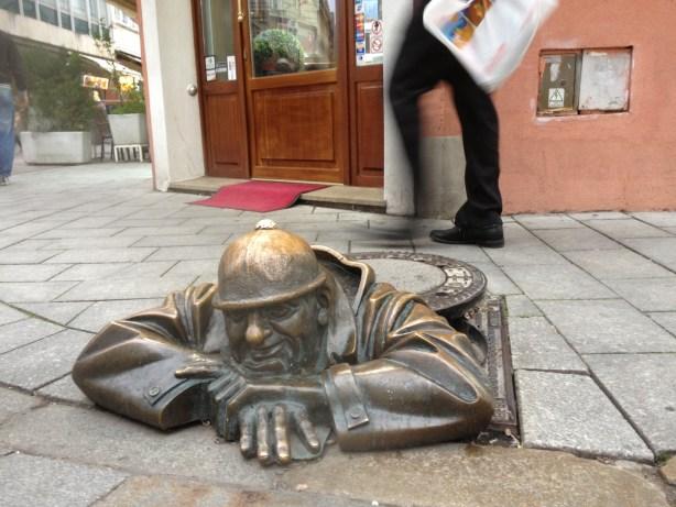 Statue Slovaquie