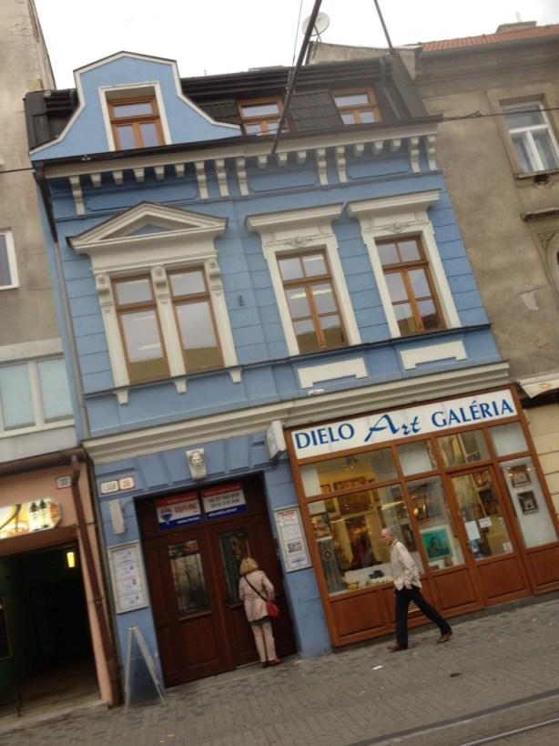 Rues Bratislava