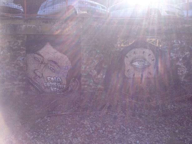 Street art Petite Ceinture