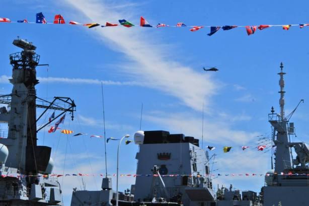Navire 70ème anniversaire débarquement