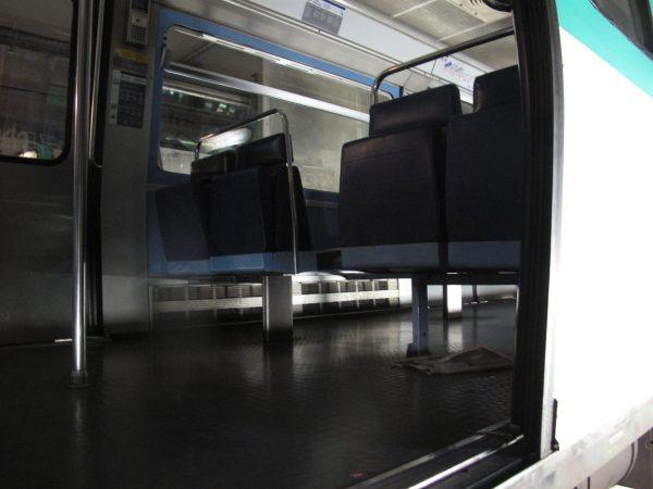 Visite du métro de Paris