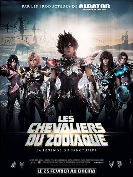 Les Chevaliers du Zodiaque le film