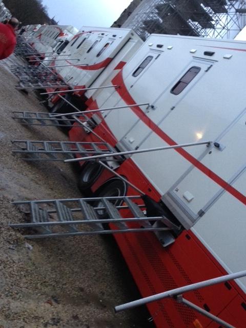 Caravanes Cirque Gruss