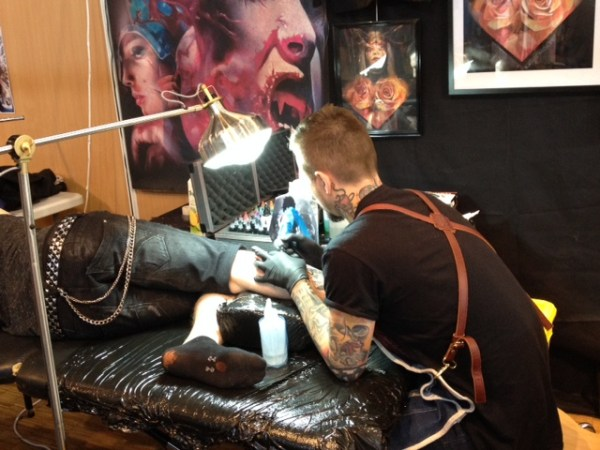 Mondial du Tatouage La Villette