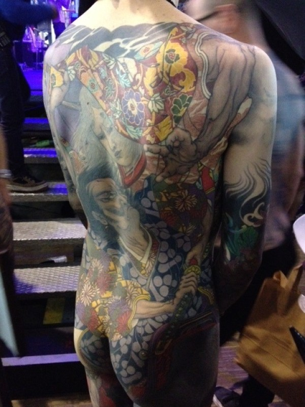Shige Mondial du Tatouage