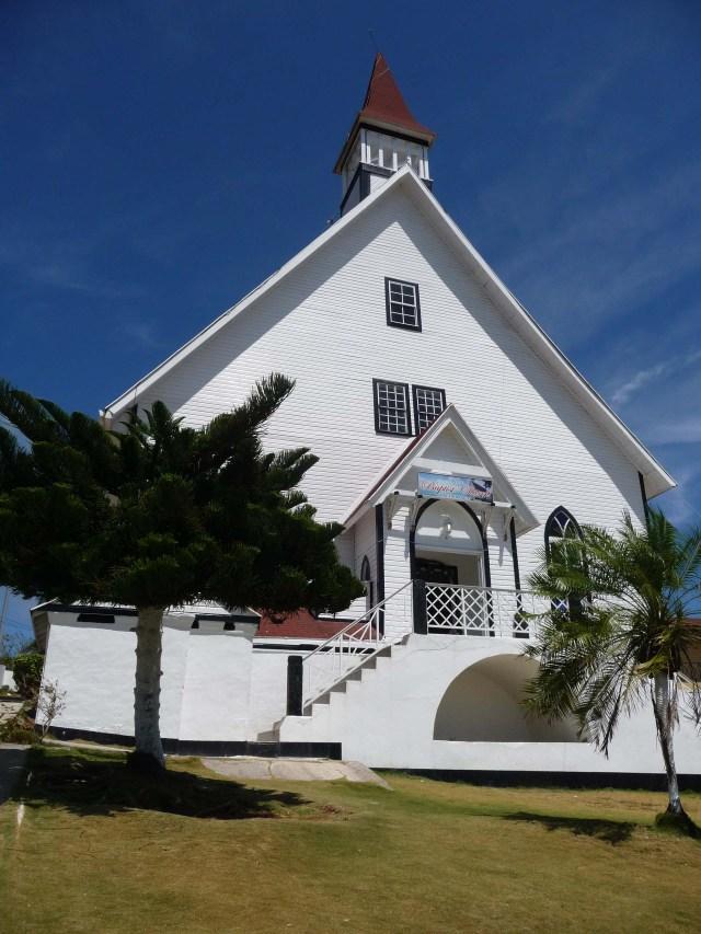 Eglise Baptiste San Andrés