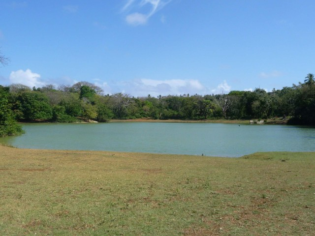 Laguna Big Pond Colombie